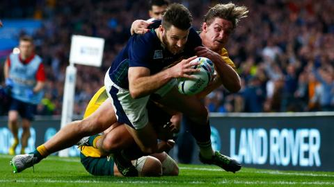 Tommy Seymour | RWC 2015 Top Performers