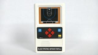 Electronic Basketball From Basic Fun