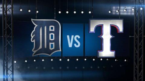 9/30/15: Rangers tame Tigers, reduce magic number