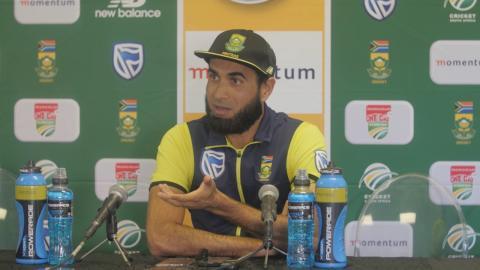 Imran destroys Sri Lanka fightback as Proteas win by 8 wickets