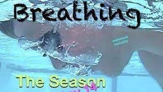 Breathing Swim Lesson 'The Season Day 14' Helpful Tips On How To Swim