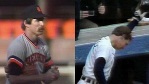 Morris, Trammell on election to Hall of Fame