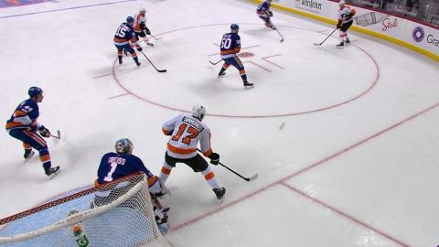 11/22/17 Condensed Game: Flyers @ Islanders