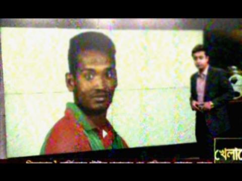 Bangla Cricket News,Al Amin added in Bangladesh Squad For Bangladesh VS England ODI Cricket Series