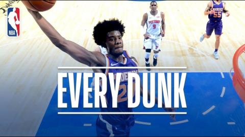 Dwight Howard, Russell Westbrook, and Every Dunk From Wednesday Night | November 29, 2017