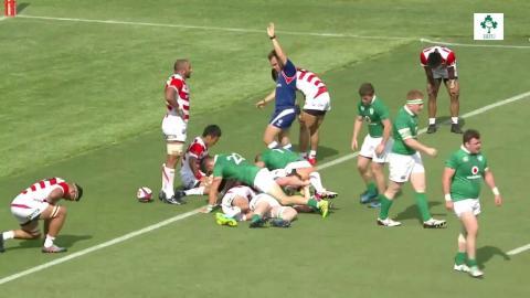 Irish Rugby TV: Japan v Ireland Highlights