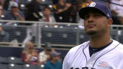 COL@SD: Chacin sets Chatwood down on strikes