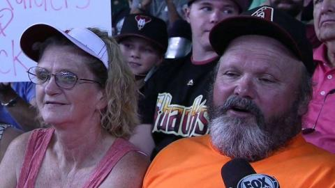 MIL@ARI: Godley's parents excited to watch his debut