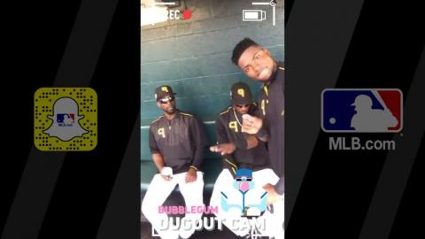 Snapchat goes behind the scenes all over MLB