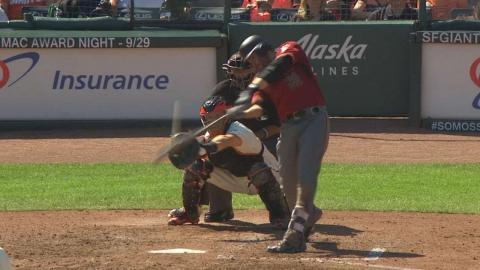 Martinez belts his 40th homer of the season
