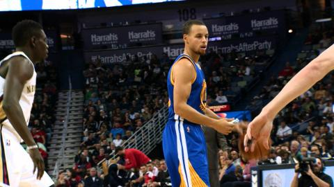 Road to the Finals #4: Golden State Warriors – Wire to Wire