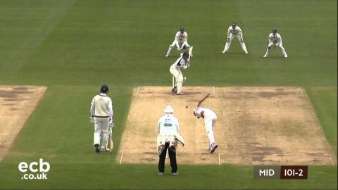 Stokes impresses on return to action - Day 1