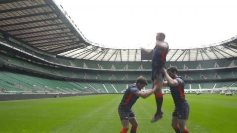 England Sevens introduce innovative new training approach