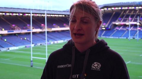 Stephanie Johnston | British Women's Sevens squad