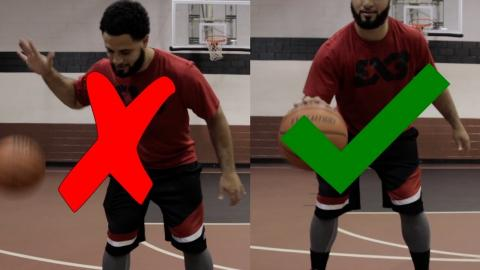 How To: 6 Tips to Dribble A Basketball Better in 2018!