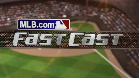 4/10/17 MLB.com FastCast: Myers hits for the cycle