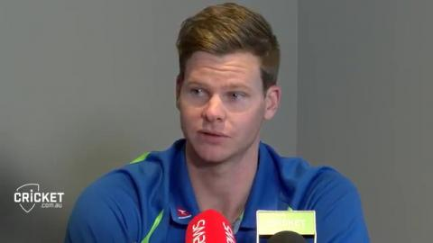 Steve Smith 'surprised' by T20 captaincy