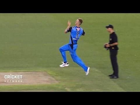 Aussie T20 squad sizzle reel: Billy Stanlake