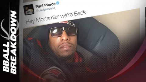 This Week In NBA Twitter Episode 2: LeBron, Paul Pierce, Tony Allen
