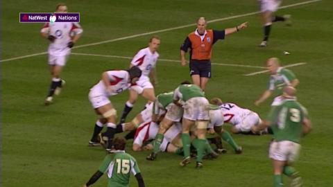 Horgan scores last gasp try to seal Triple Crown! | NatWest 6 Nations