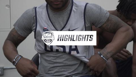 Highlights: USA Men's World Cup Qualifying Team Practice // Feb. 21, 2017