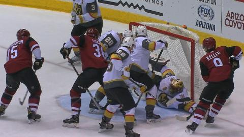 11/25/17 Condensed Game: Golden Knights @ Coyotes