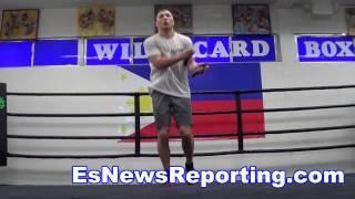 Ruslan Provodnikov Who Wants Next - EsNews Boxing