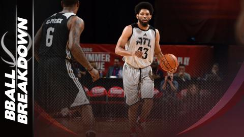 In The Film Room: Hawks Rookie DeAndre Bembry