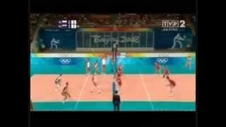 Volleyball - Attacking In 4 Zones - Spikes, Combinations, Pipes, C Ball, Quicks