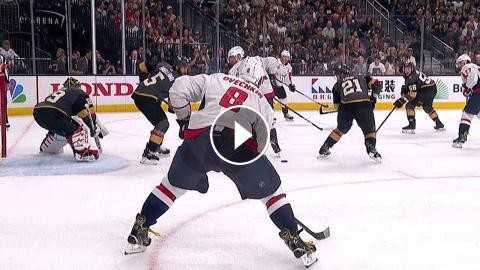 Capitals legend Alex Ovechkin whips in his 15th goal of the 2018 Stanley  Cup Playoffs 8ffa68c452b