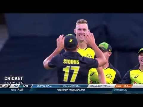 Finch on batting down the order and Maxwell's form