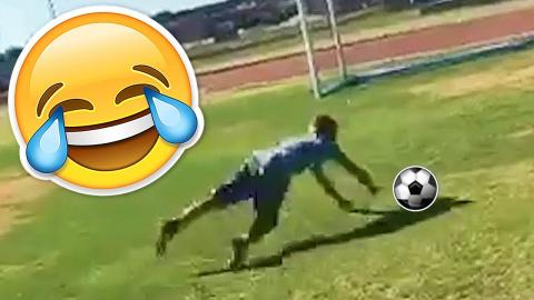 TOP 5 SOCCER FOOTBALL FAILS