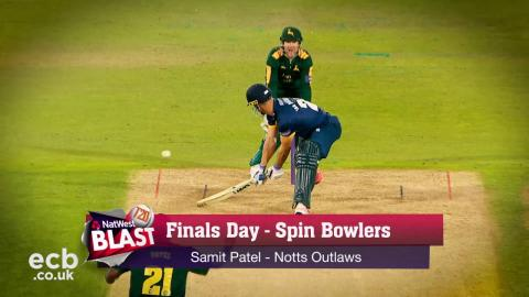 #Blast16 Finals Day preview: The spinners!