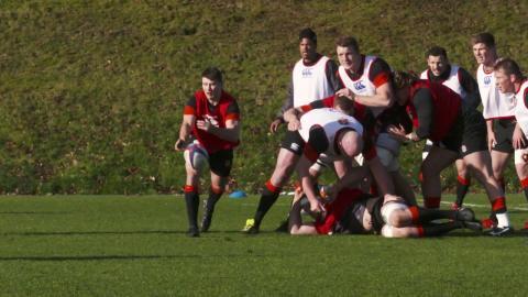 Eddie Jones on team selection for Wales
