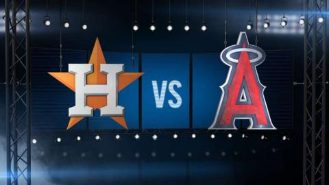 6/23/15: Astros pound Angels to even the series
