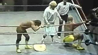 WF 046 : Wrestling's Most Embarrassing Moments (WWF Coliseum Video)