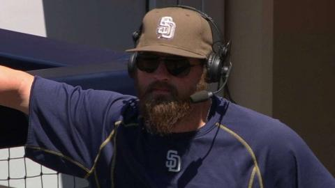 SF@SD: Norris discusses his injuries and the rotation
