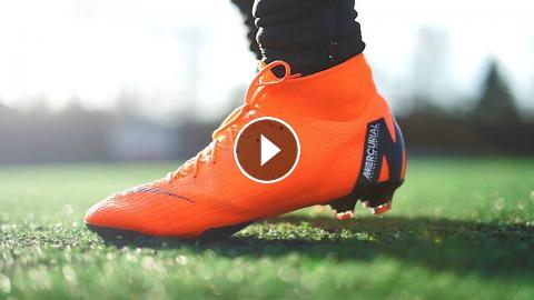 los angeles 192be 6c7f1 Nike Mercurial Superfly 6 CR7 - Test & Review (2018)