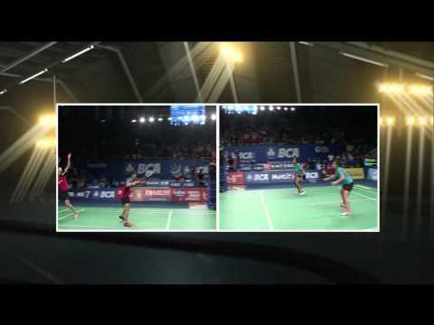Play Of The Day | Badminton R16 - BCA Indonesia Open 2015