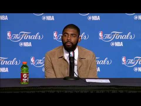 Kyrie Irving NBA Finals Game 4 Press Conference