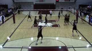 McMaster Men's Volleyball Year End Video 2013-14