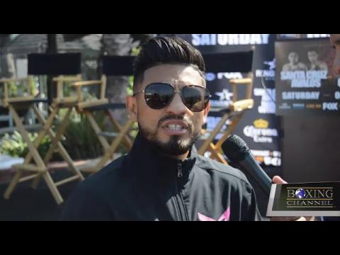 ABNER MARES TALKS TO TBC