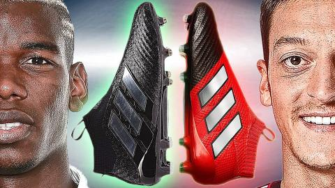 Ultimate Pogba v Ozil 2017 adidas ACE17+ PureControl - Test & Review