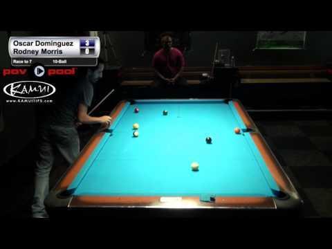 Oscar Dominguez vs Rodney Morris - #17 - 2015 Cole Dickson