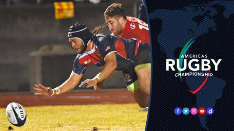 Try Round Up: Americas Rugby Championship