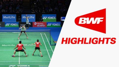 Yonex All England Open 2016 | Badminton F – Highlights