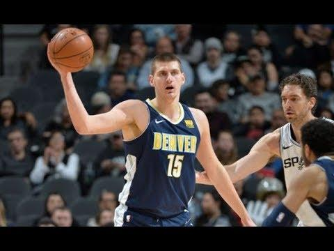 Elite Behind-the-Back Passing (LeBron, Jokic, Manu, Delon Wright) | January 30, 2018