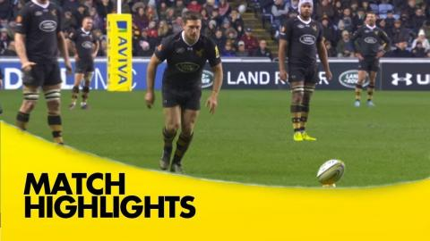 Wasps v Leicester Tigers - Aviva Premiership Rugby 2017-18