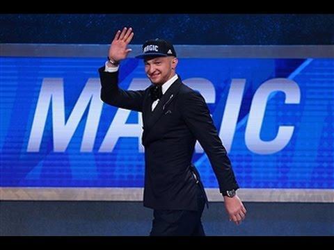 Orlando Magic Draft Domantas Sabonis With the 11th Pick of the 2016 NBA Draft