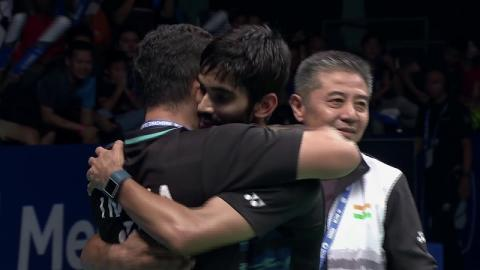 Badminton Unlimited | Comeback of the Year - Kidambi Srikanth